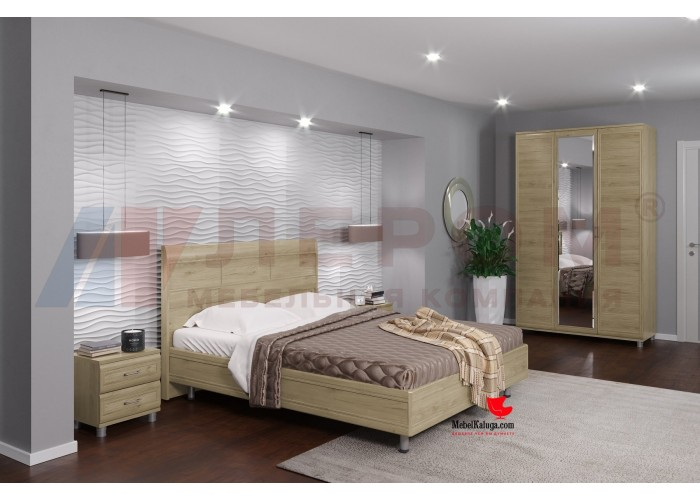 Спальня Мелисса (вариант 3) в Калуге