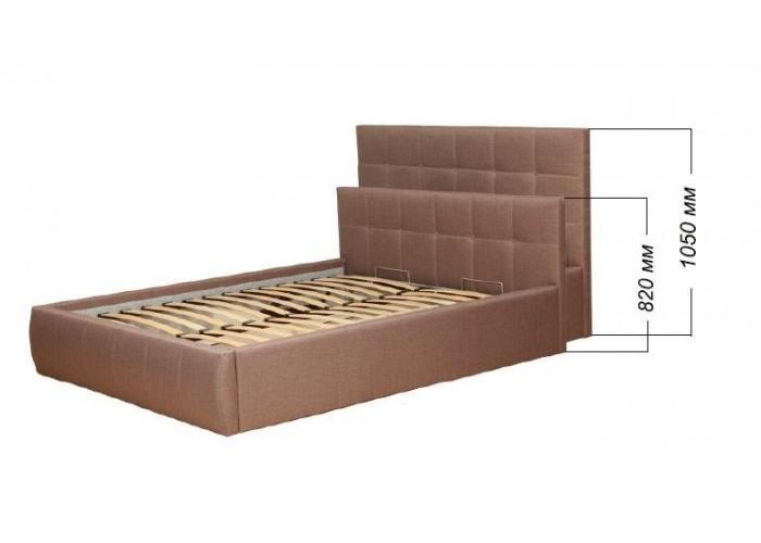 Кровать интерьерная Диана в Калуге