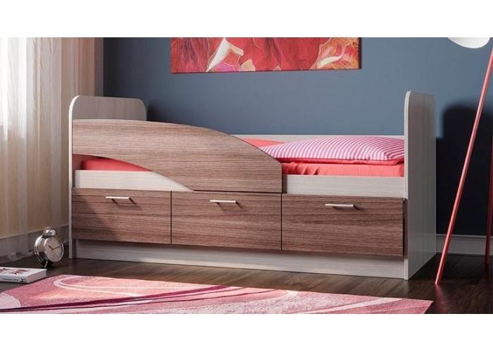 Кровать односпальная 06.222 Минима (1600) в Калуге