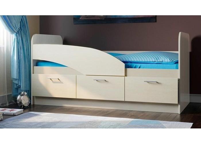 Кровать односпальная 06.223 Минима (1800) в Калуге
