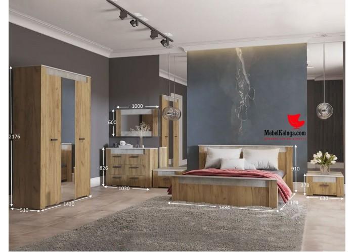 Спальня Франк в Калуге