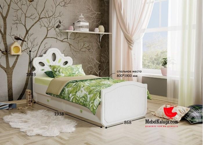 Кровать детская Алиса 11.24 в Калуге