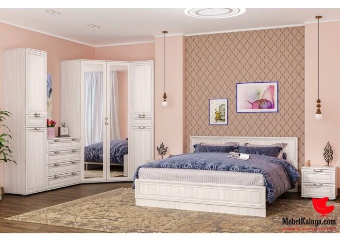 Бьянка 140 Кровать двойная 01.36 (853x1524x2060) в Калуге