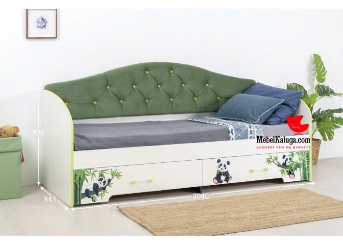 Детская кровать Грин 11.35.01 в Калуге
