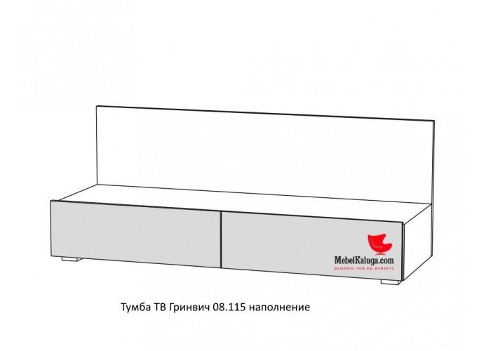 Гринвич Тумба под ТВ 08.115 (470x1200x416) в Калуге