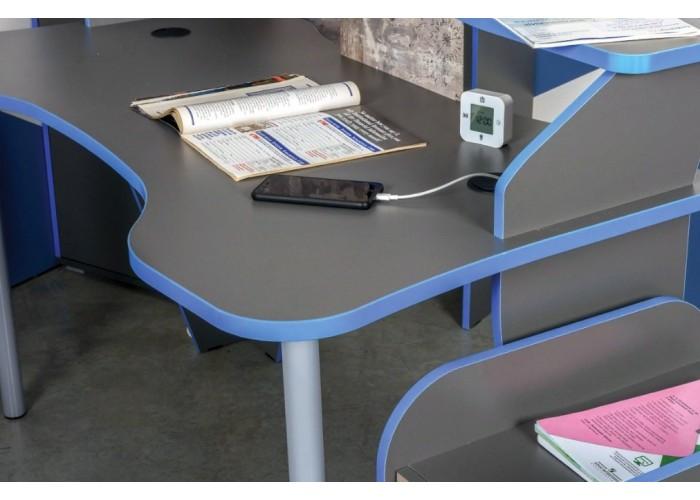 Индиго Стол компьютерный 12.61 (915x1354x700) в Калуге