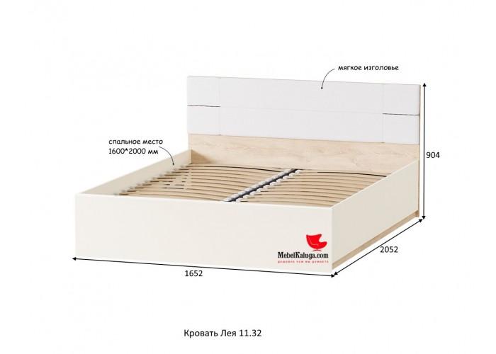 Модульная спальня Лея в Калуге
