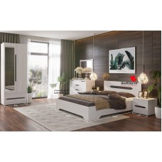 Спальня модульная Валенсия
